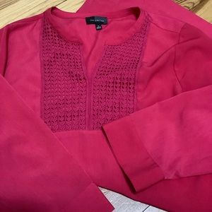 The Limited Fuchsia Pink Blouse 👚